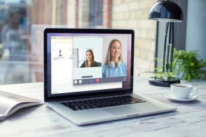 Videobellen met uw therapeut